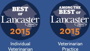 Best of Lancaster County 2015 - Individual Veterinarian/Veterinarian Practice