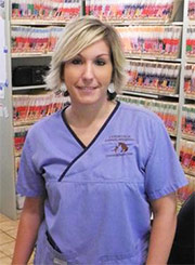 Amy W. - Receptionist at Landisville Animal Hospital - Landisville PA