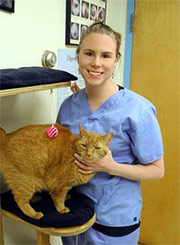 Karya M. - Veterinary Technician at Landisville Animal Hospital - Landisville PA