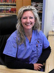 Leah M. - Receptionist at Landisville Animal Hospital - Landisville PA
