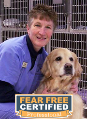 Wendy M. - Fear Free Certified - Veterinary Technician at Landisville Animal Hospital - Landisville PA