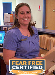 Alison B. - Fear Free Certified - Certified Veterinary Technician at Landisville Animal Hospital - Landisville PA