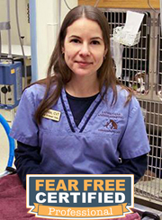 Amanda P. - Fear Free Certified - Certified Veterinary Technician at Landisville Animal Hospital - Landisville PA