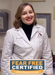Dr. Dana Hermann, Veterinarian at Landisville Animal Hospital, near Lancaster PA