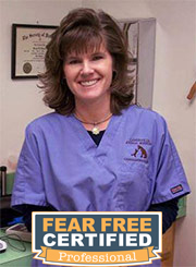 Terry R. - Fear Free Certified - Certified Veterinary Technician at Landisville Animal Hospital - Landisville PA